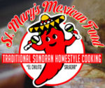 St. Mary's Mexican Food