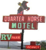 Quarter Horse Motel & RV Park