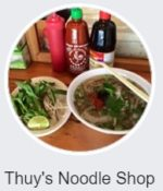 Thuy's Noodle Shop, Bisbee